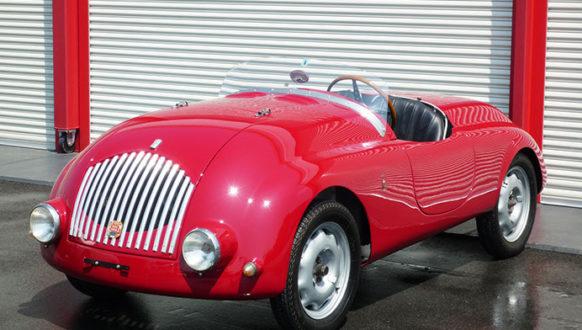 FIAT SIATA 750 SPORTS -1940-
